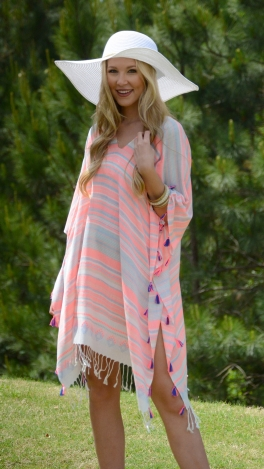 02a5508dfc Mexican Beach Cover Up :: Tops :: The Blue Door Boutique