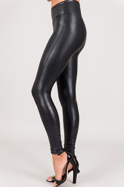 777bb562948556 SPANX Pebbled Leather Leggings :: NEW ARRIVALS :: The Blue Door Boutique