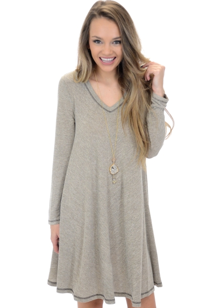 Celenda Sweater Dress