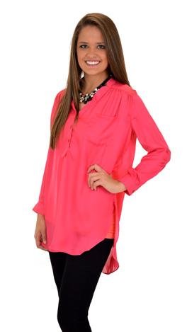 Pharoh Pharoh Tunic, Pink