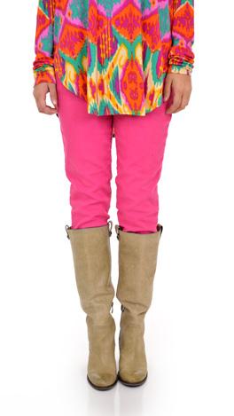 Jupiter Jeans, Pink