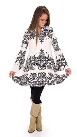 Joy to the Girl Dress