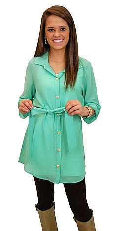 At Your Leisure Tunic