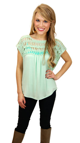Magic Mint Tee
