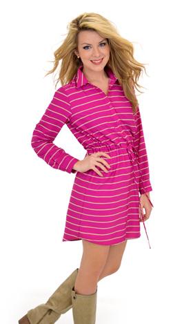 Cooper Striped Dress
