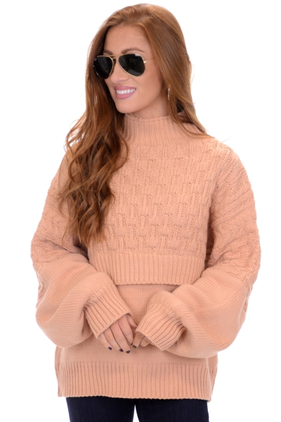 Rory Layered Sweater