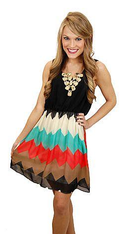 Mount Fiji Dress