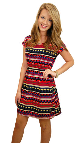 South & West Dress