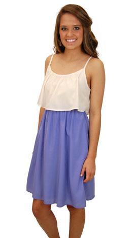 Golden Egg Dress, Lavender