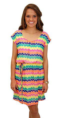 Flash Dance Dress