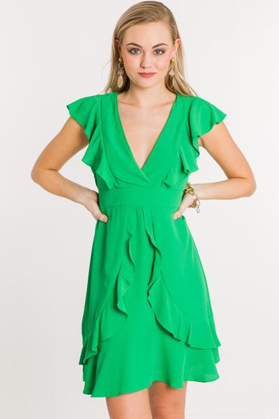Sour Apple Dress