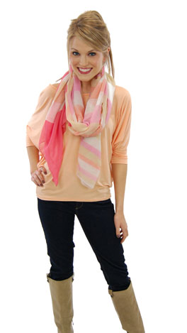 Simply Perfect Tee, Apricot