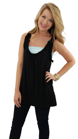 Favorite Tank, Black