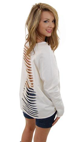 Hang Loose Sweatersrhirt