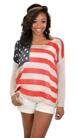 America Sweater