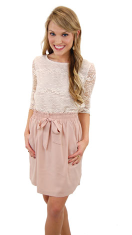 Kiss From a Rose Skirt