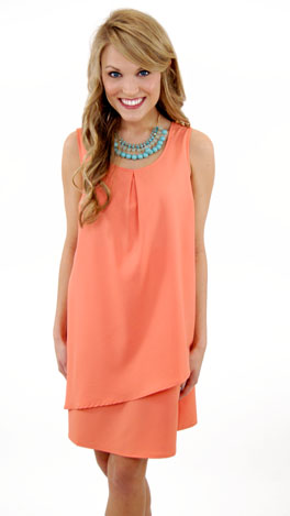 Simply Sorbet Dress