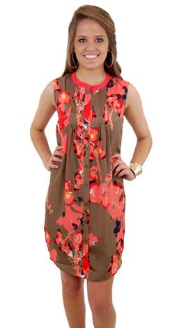 Marsha Floral Dress