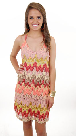 Judith March Beach Bonfire Dress