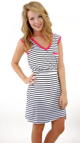 Bon Voyage Knit Dress