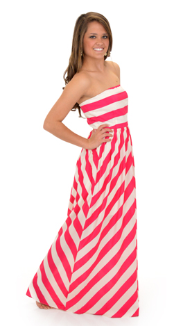 Step It Up Maxi, Pink