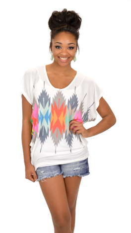 Color My Tribe Tee