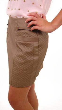 Plenty of Plush Skirt