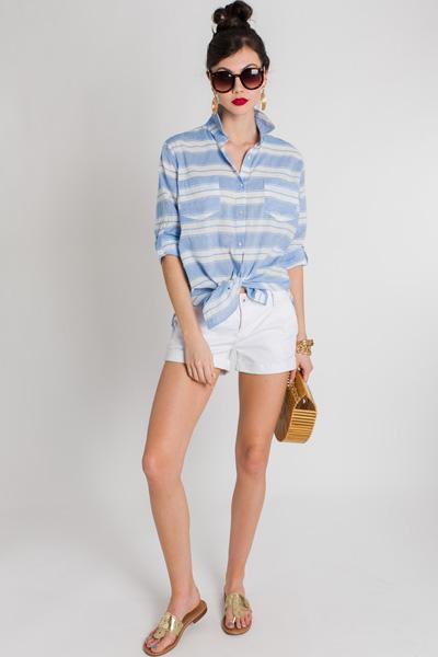 Lauren Stripe Shirt