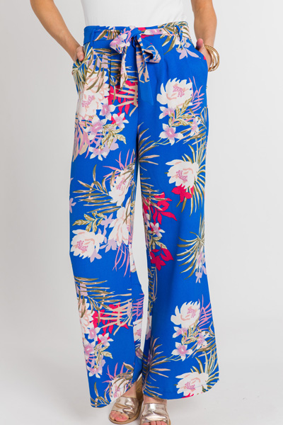 Blue Palms Pants