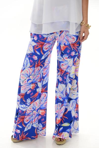 Cobalt Crazy Pants