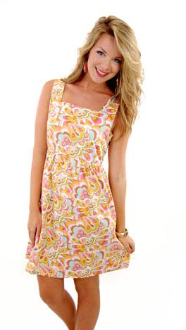 Goldy Frocks Dress