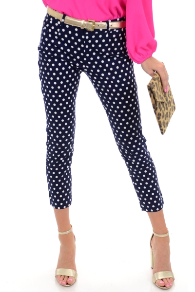 Dotted and Darling Pants