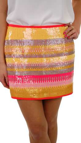 Good Lookin Out Skirt