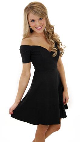 Sweetheart Neck Dress