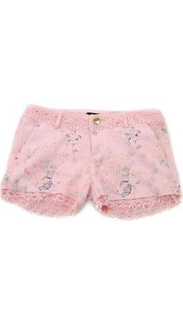 Vintage Garden Shorts