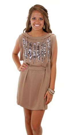 Love You a Latte Dress