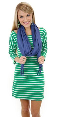 Sassy Grassy Dress