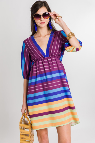 Feeling Groovy Dress