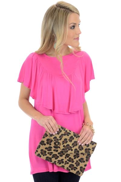 Bibi Top, Pink