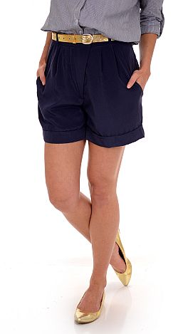 The Candace Short, Blue