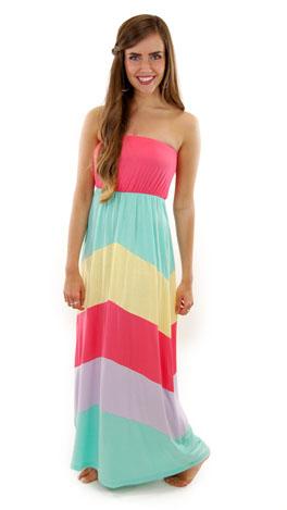 Rainbow Bright Maxi, Lilac