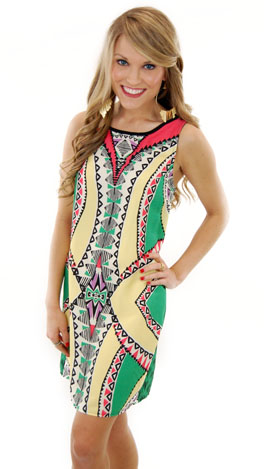 Truly Tribal Frock