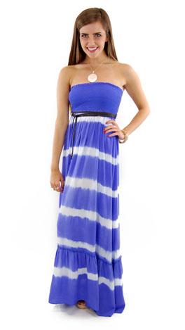 Psycha-dye Maxi, Purple / Blue