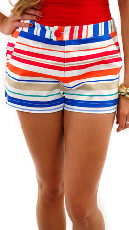 Color Wheel Shorts
