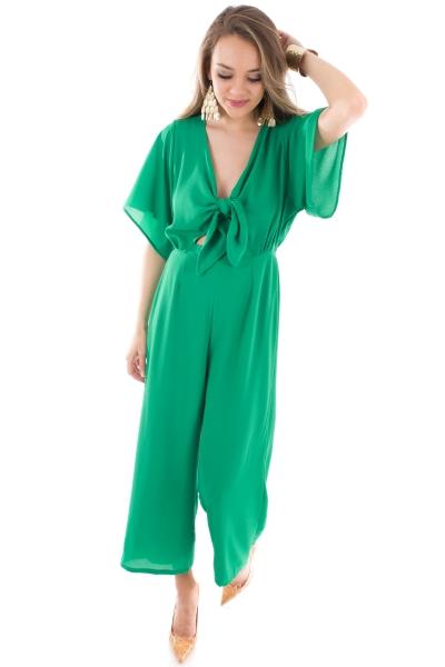 Greener Grass Jumpsuit