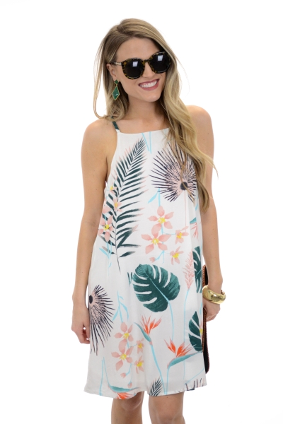 Tropical Treat Dress