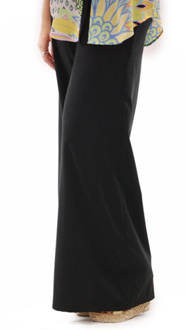 Night or Day Pants, Black