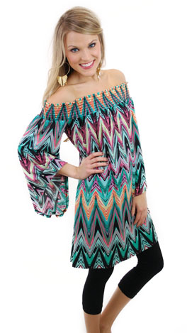 Joys R Us Dress / Tunic , Multi