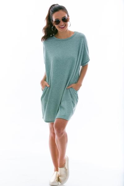 Coraline Terry Dress