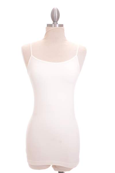Famous Cami, Ivory